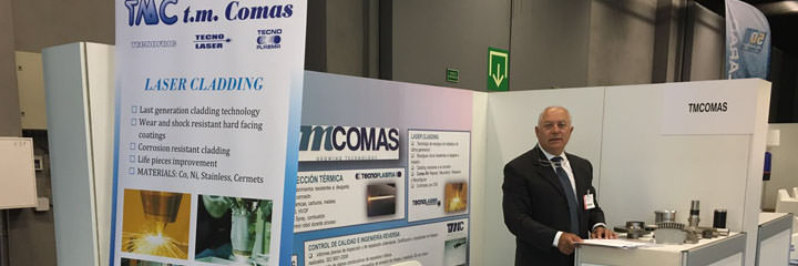 TMCOMAS en la Oil & Gas Conference de Bilbao