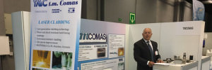 TMCOMAS CEO, Llorenç Comas, in the Oil & Gas Conference of Bilbao.