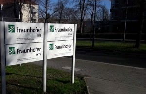 Fraunhofer headquarters.